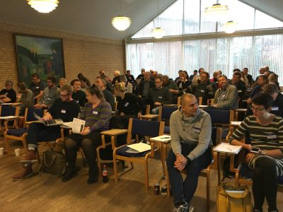 Visionsdag for DiDaK: Ledernes perspektiver fra dagen