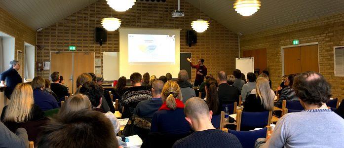 Visionsdag for DiDaK: Forskernes præsentationer og slides