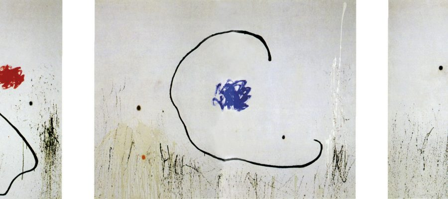 Juan Miró: The Posthuman Art of the Post-war Spain