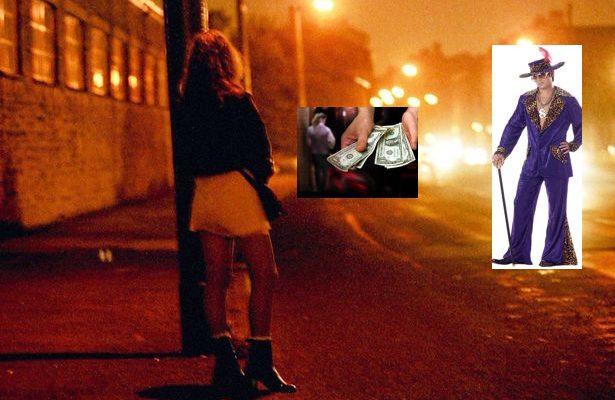 The Faceless Actors of Prostitution: Seen through the lenses of Google Images