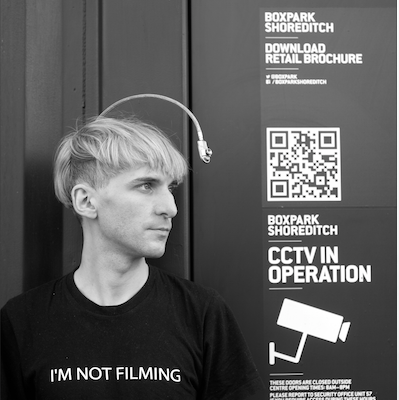 What does colour sound like? Neil Harbisson posthuman art