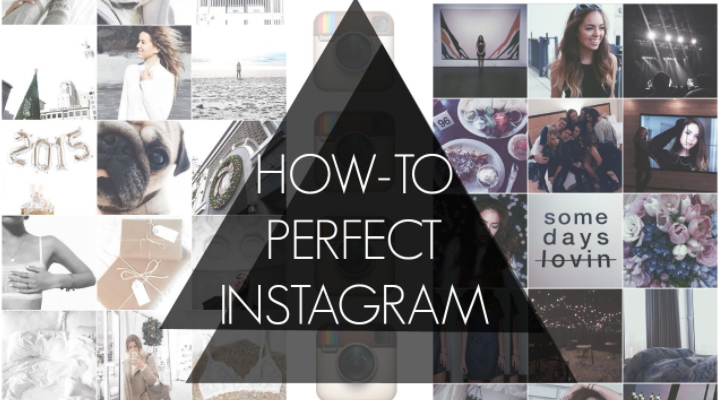HOW-TO PERFECT INSTAGRAM