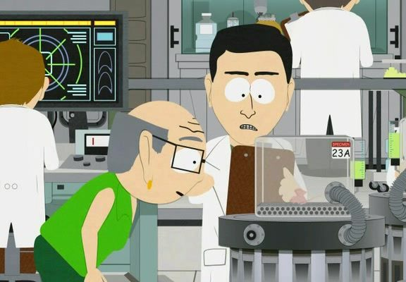 Transgender Parody in South Park