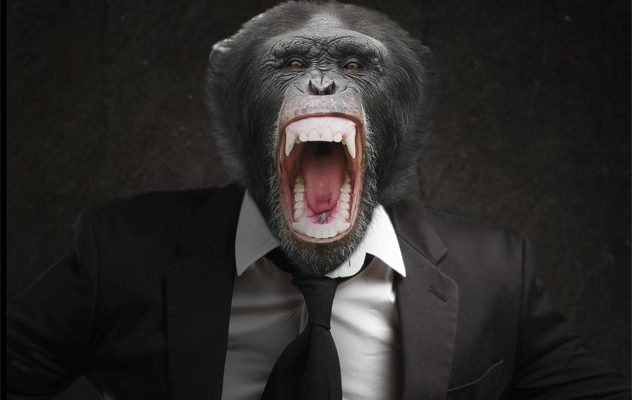 Apes from Utopia: Animalization & Humiliation
