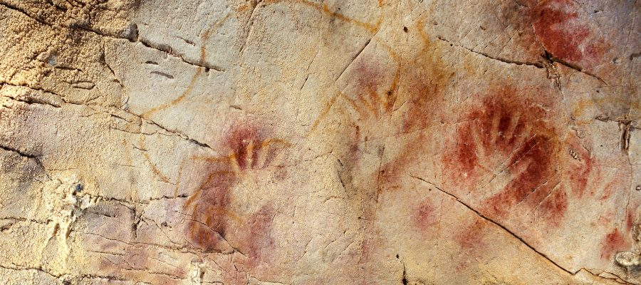 Cave paintings and neanderthals